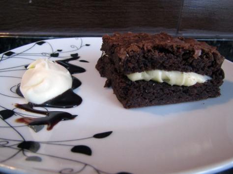brownie ninho/Onde Comer PG