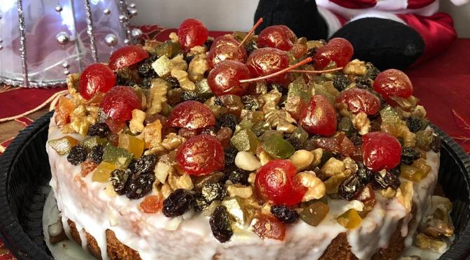 Casa dos Bolos abre temporada de bolo especial de Natal